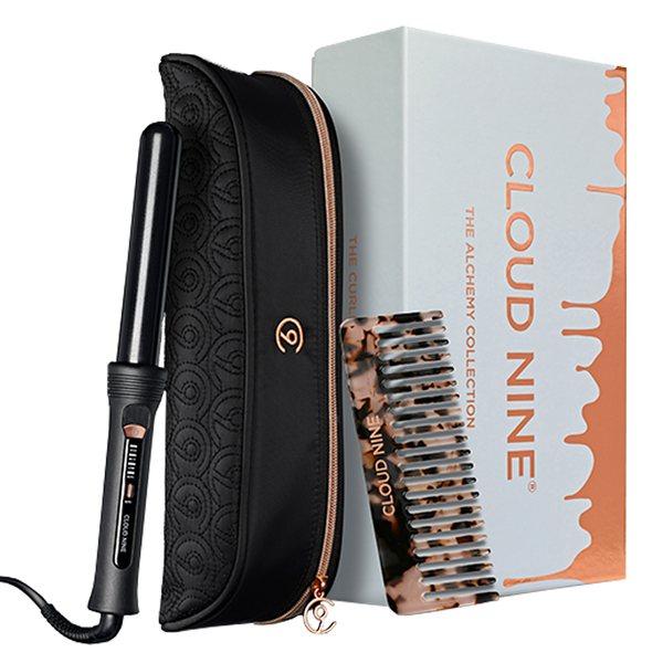 Cloud Nine garbanojimo žnyplės - Rose Gold