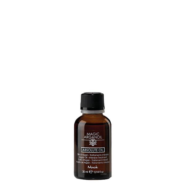Nook magic arganoil ABSOLUTE OIL mini atkuriamasis aliejus