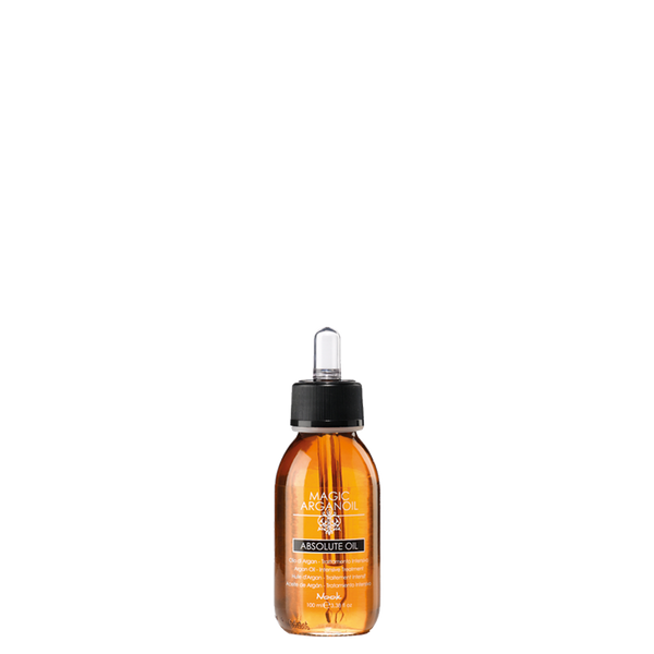 Nook magic arganoil ABSOLUTE OIL atkuriamasis aliejus