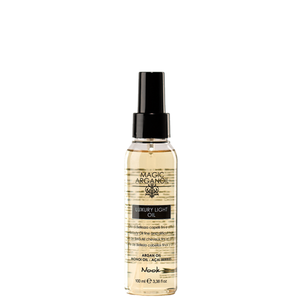 Nook magic arganoil LUXURY LIGHT OIL lengvas aliejus