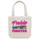 Paddo Forever - Carrie - Canvas Tote Bag