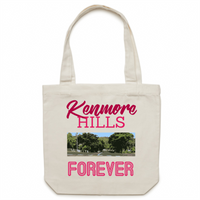 Kenmore Hills Forever - Carrie - Canvas Tote Bag