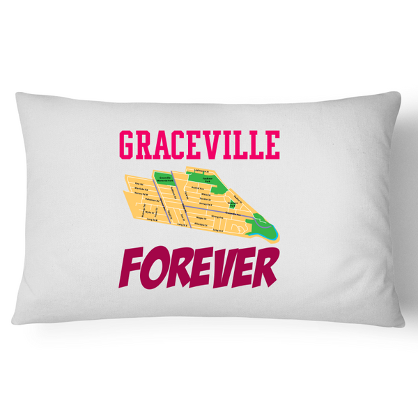 Graceville Forever - Pillow Case - 100% Cotton