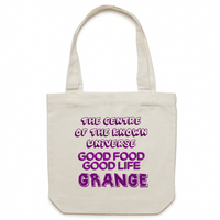 Grange Centre Of The Known Universe - AS Colour - Carrie - Canvas Tote Bag