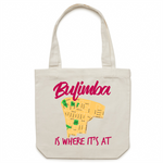 Bulimba Is Where It's At - Carrie - Canvas Tote Bag