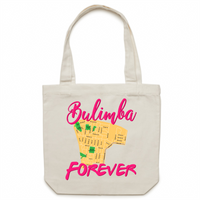 Bulimba Forever - Carrie - Canvas Tote Bag