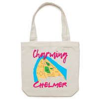 Charming Chelmer - Carrie - Canvas Tote Bag