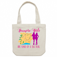 Kenmore Girls Are Kind Of A Big Deal - Carrie - Canvas Tote Bag