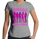 Kenmore Hills Babes Rule - Womens T-shirt