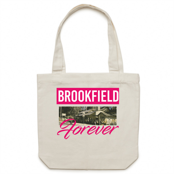 Brookfield Forever - Carrie - Canvas Tote Bag