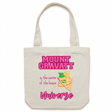 Mount Gravatt Is The Centre Of the Known Universe - Carrie - Canvas Tote Bag
