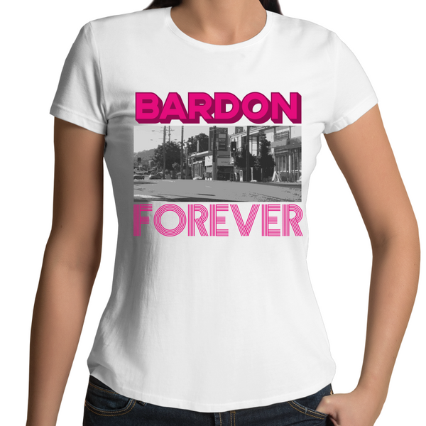 Bardon Forever - Womens T-shirt