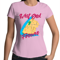 West End Forever - Womens T-shirt