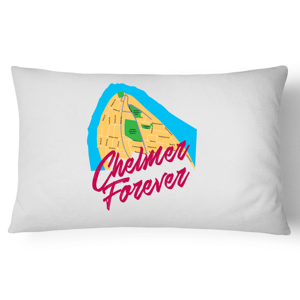 Chelmer Forever - Pillow Case - 100% Cotton