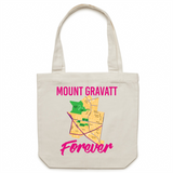Mount Gravatt Forever - Carrie - Canvas Tote Bag