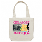 Kenmore Babes Rule - Carrie - Canvas Tote Bag