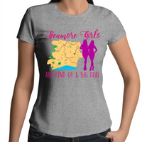Kenmore Girls Are Kind Of A Big Deal - Womens T-shirt