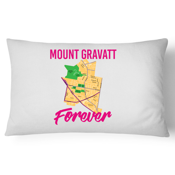 Mount Gravatt Forever - Pillow Case - 100% Cotton
