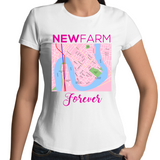 New Farm Forever - Womens T-shirt
