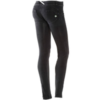 (WRUP1LJ1E-J7N) Wr.Up® Shaping Effect - Black - Low Waist - Skinny