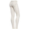 (WRUP1LJ5E-J13Y) Wr.Up® Shaping Effect - White - Low Waist - Skinny