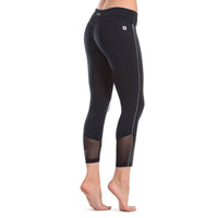 (SFE7MF6D-N) Wr.Up® Shaping Effect - Black - Low Waist - 7/8 Ankle Length
