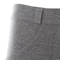 (WRUP1RC01E-H40)WR.UP® SKINNY REGULAR WAIST GREY PANTS IN STRETCH COTTON