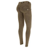 (WRUP1RC07E-M76) Wr.Up® Shaping Effect - Brown - Regular Waist - Skinny