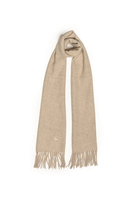 Natural Beige Scarf (Ariun Collection)