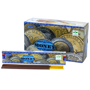 12x Satya Incense 15gm - Money
