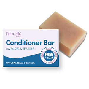 Friendly Soap - Natural Conditioner Bar Lavender & Tea Tree