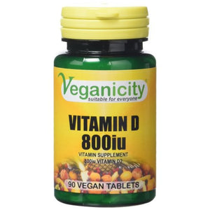 Vitamin D 800iu 90 Vtabs