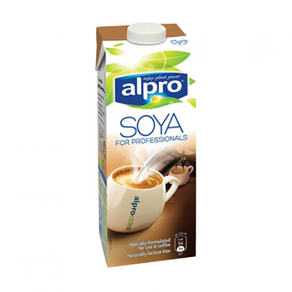 Alpro Soya Milk for Professionals (1ltr)
