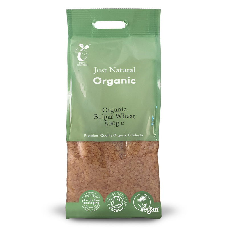 Organic Bulgar Wheat 500g