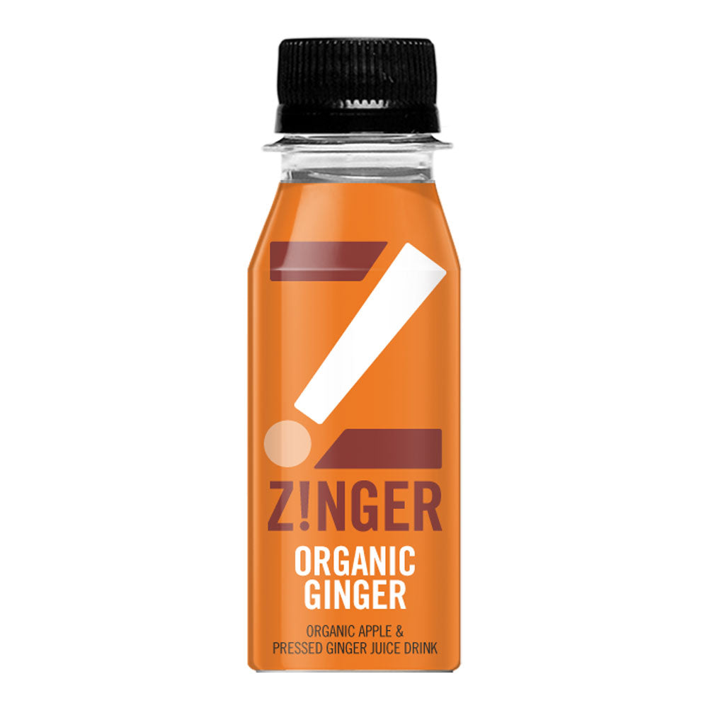 Organic Ginger Zinger Shot 70ml