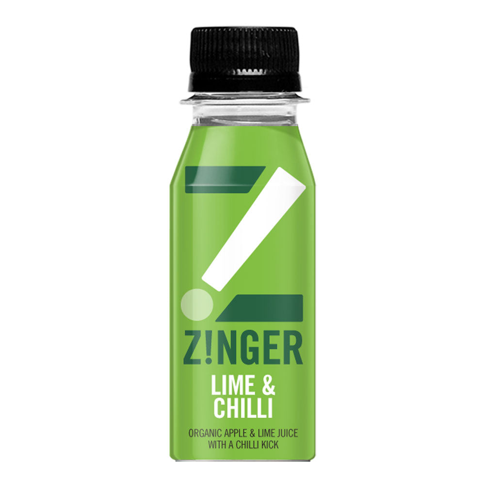 Organic Lime & Chilli Zinger Shot 70ml