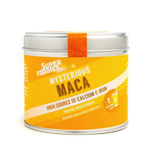 Raw Organic Maca Powder 200g