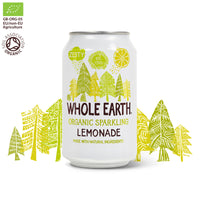 Whole Earth Organic Sparkling Drink