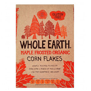 Whole Earth Maple Frosted Organic Flakes