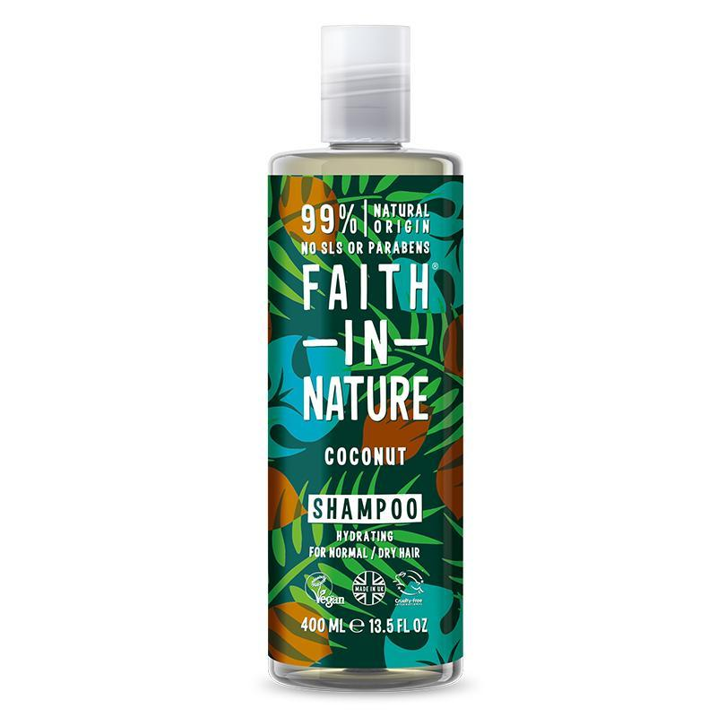Faith In Nature Coconut Shampoo (400ml)