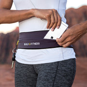 Graphite Adjustable Running Belt