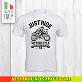 T SHIRT MAGLIA 2 BIKER MOTO CYCLE CHOPPERS MOTOR VINTAGE OLD UOMO DONNA