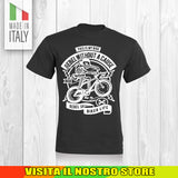 T SHIRT MAGLIA BIKE DOWNHILL BIKER 6 CYCLE MTB BICI IDEA REGALO UOMO DONNA