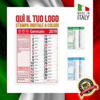 CALENDARI PERSONALIZZATI - OLANDESE  NOTES - PA635