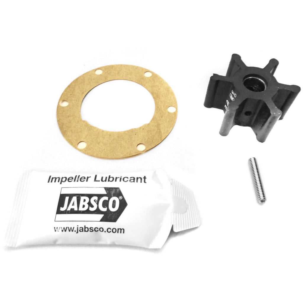 Jabsco 6 Blade Nitrile Impeller Kit