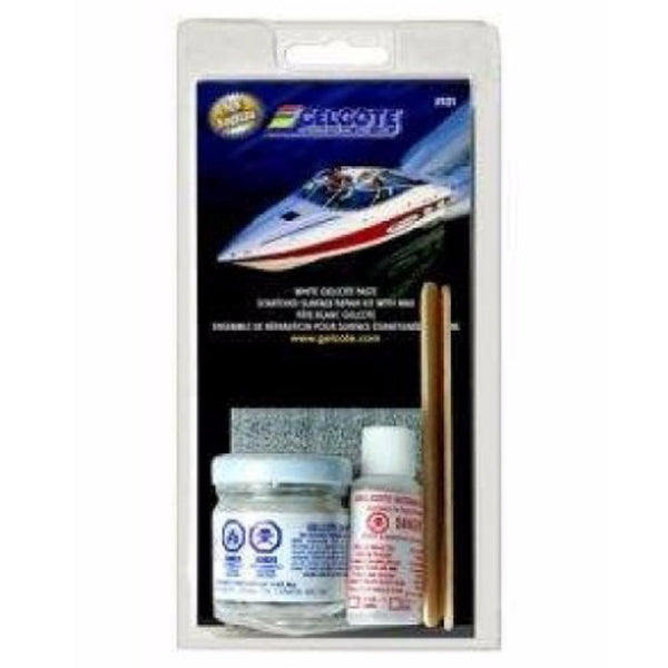 White Gelcoat Repair Kit