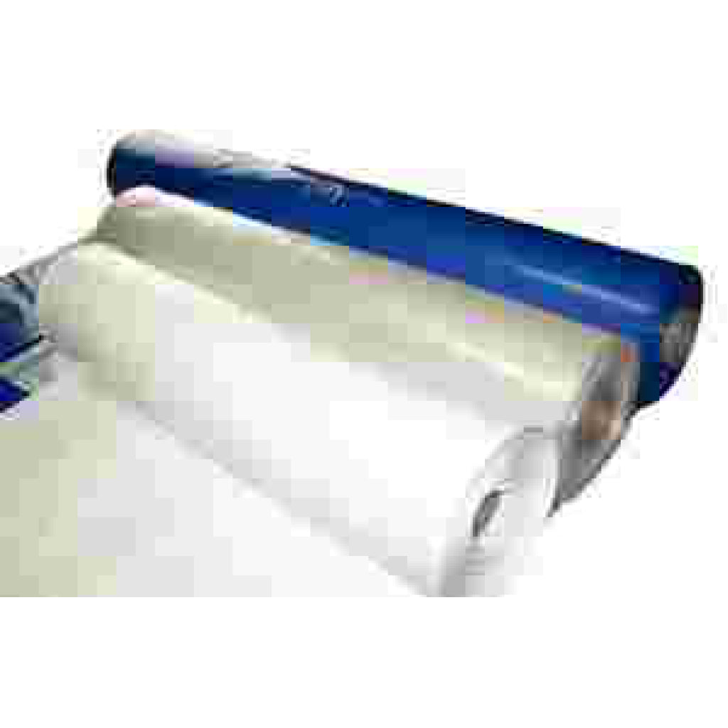 Shrinkwrap 8mL 17' x 100' Blue Film/Flat Sheeting