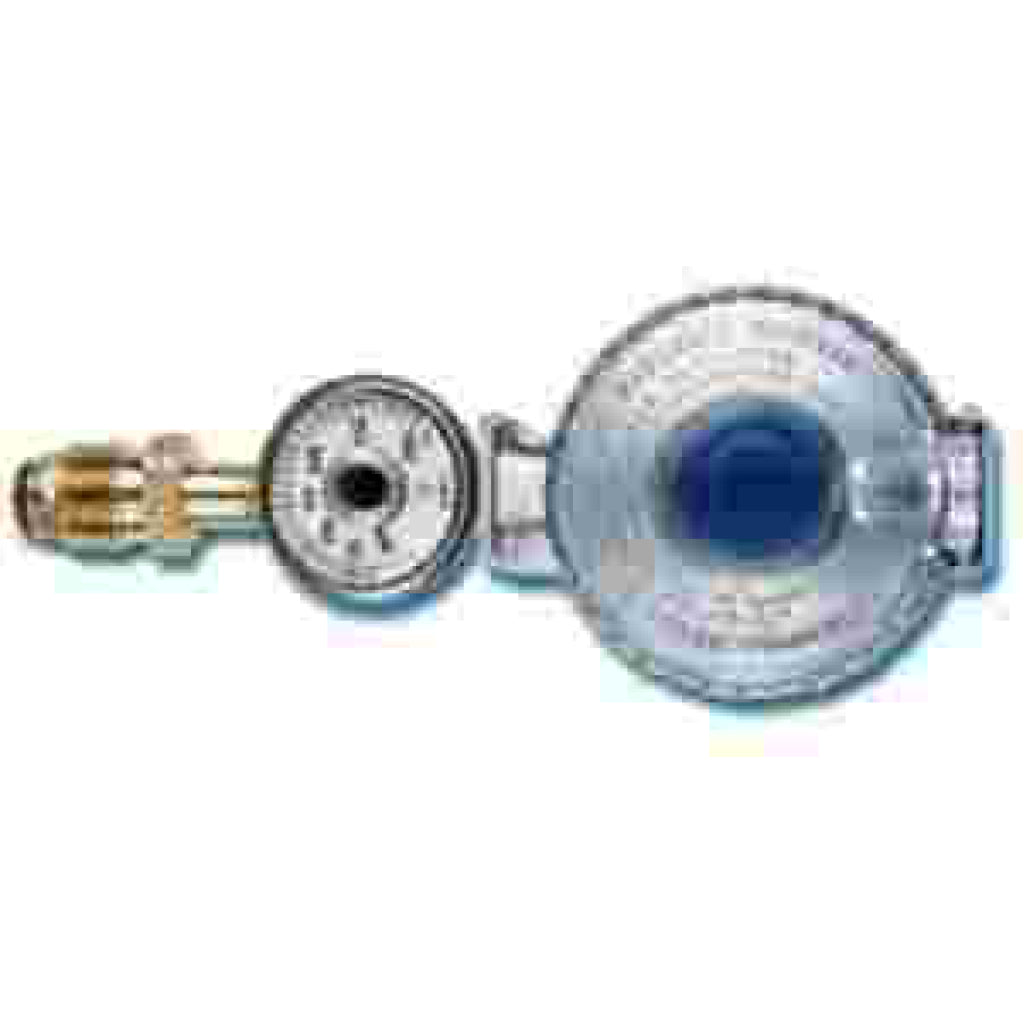 Trident Marine Lpg Regulator with Gauge