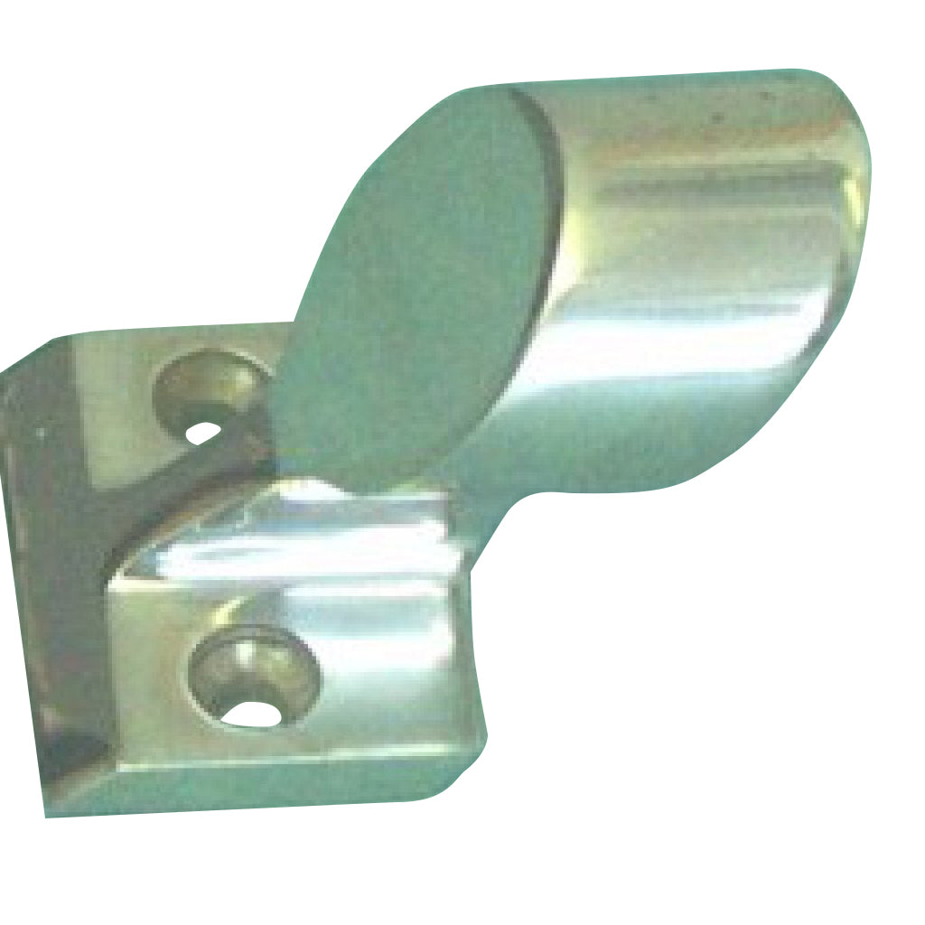 "7/8"" Stainless Steel Handrail End"