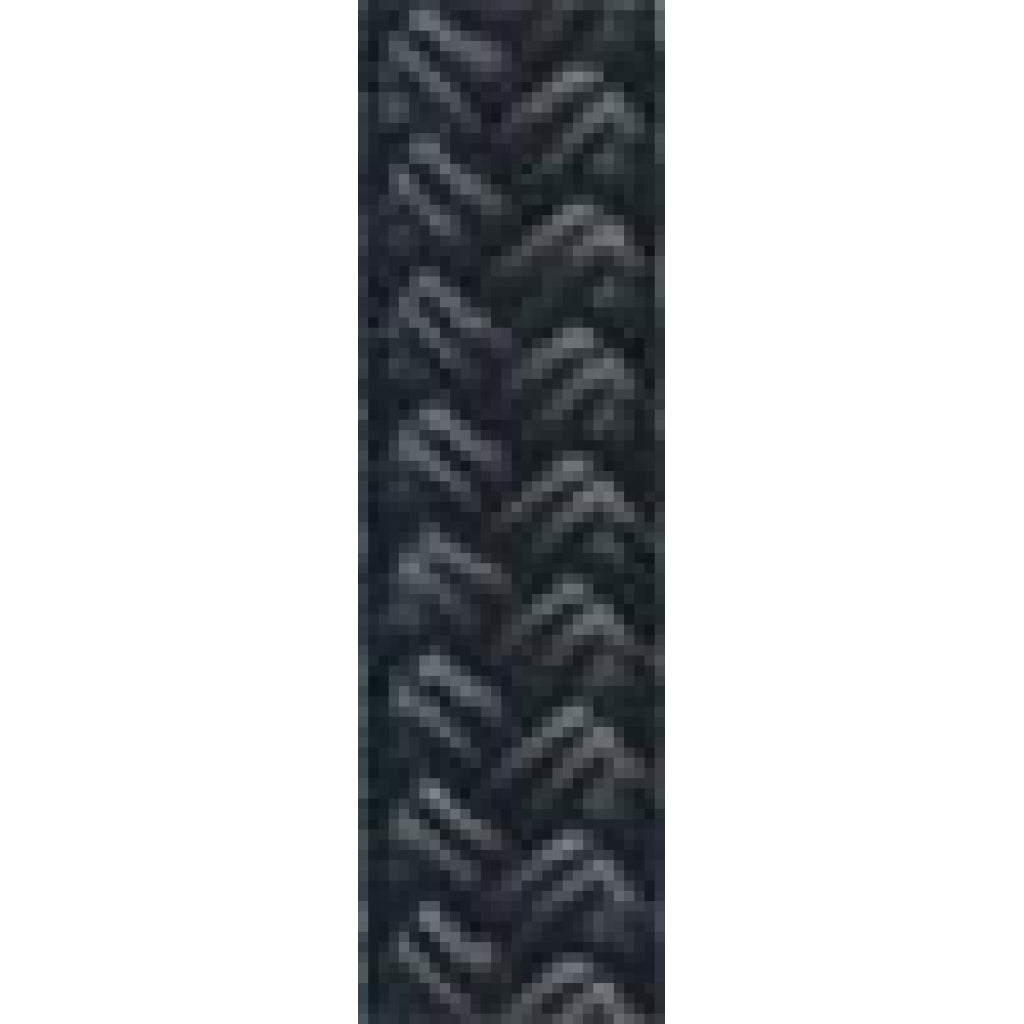 "1/4"" Solid Black Dacron Yacht Braid Rope (sold per"